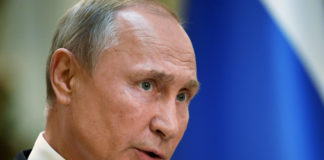 Putin says deadly White Sea military accident occurred during weapons systems test