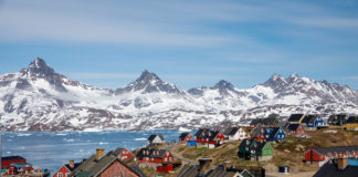 Greenland will host the first electric-powered off-road racing series