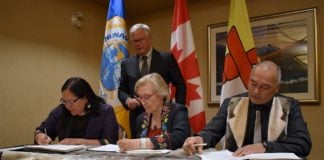 Canada and Nunavut sign deal in milestone step to devolution