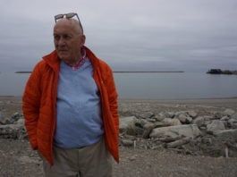 Richard Beneville, Nome's colorful mayor and a promoter of Arctic port and infrastructure development, has died
