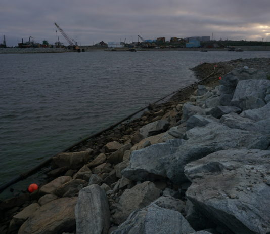 New Nome port expansion plans add marine animal protections, but don't increase depth