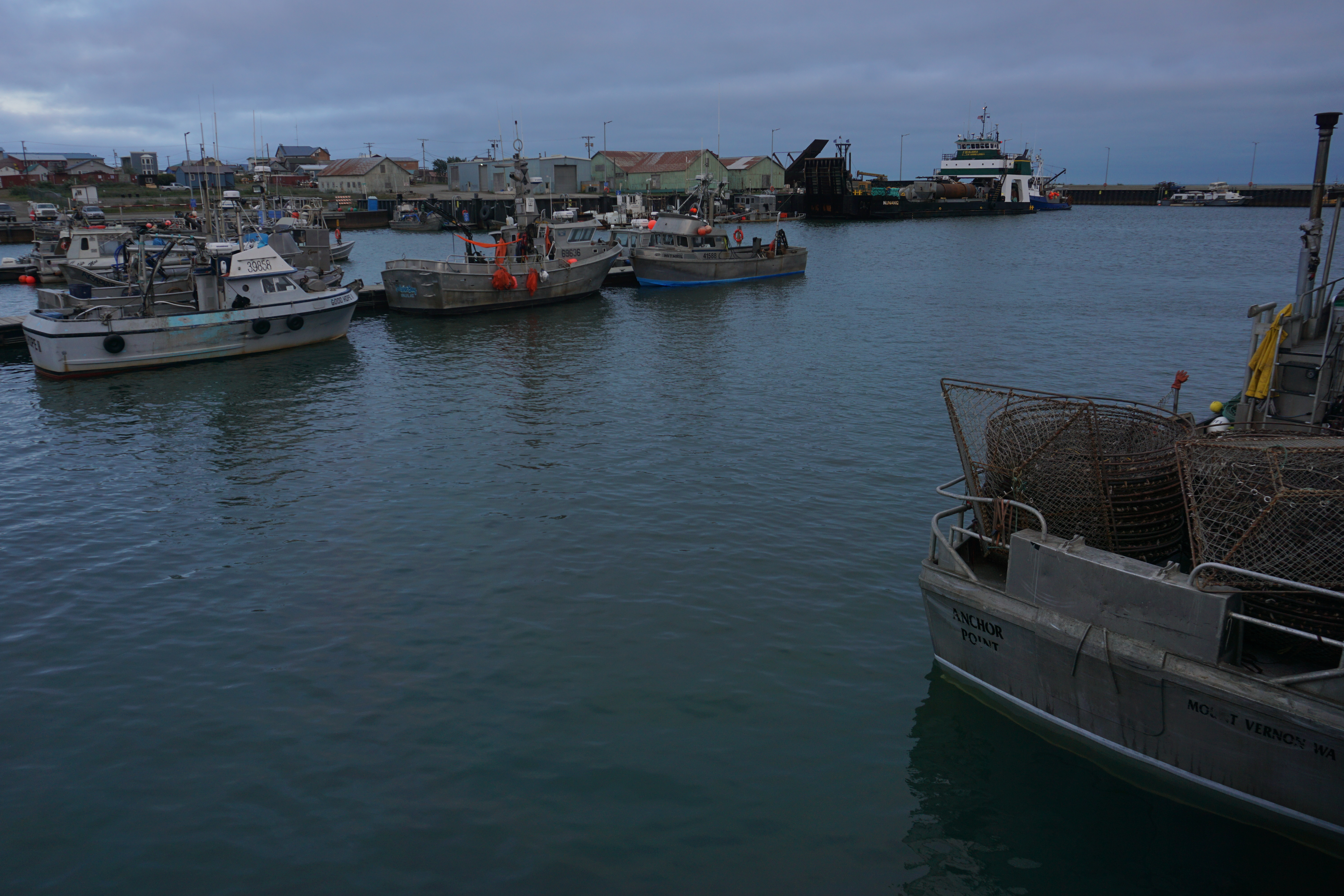As sea ice melts, momentum grows for Nome's Arctic port plan