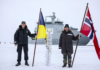 A Norwegian Coast Guard ship just reached the North Pole