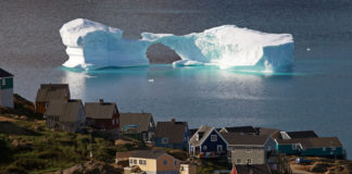 A geologist's front-row seat to Greenland glacial melt