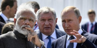 India and Russia target $30 billion in trade by 2025, announce new energy deals