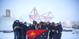 Why Alaska's Arctic is so important to a Papua New Guinea oil company