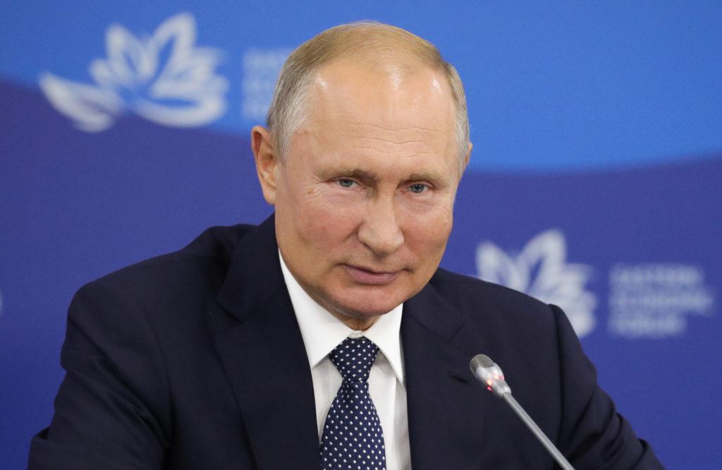 Putin pushes idea of Russian gas supplies to China via Mongolia - Arctic Today