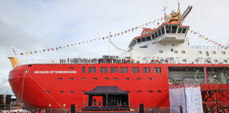 UK royals give 'Boaty McBoatface' polar research ship its official name