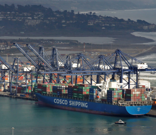 U.S. sanctions on COSCO hit LNG tankers in Russia's Arctic