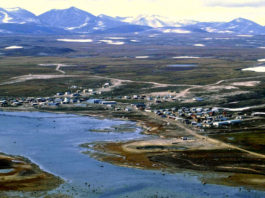 Canada and Nunavut announce the creation of a new territorial park