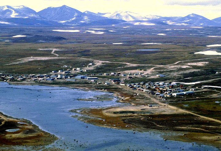 Canada and Nunavut announce the creation of a new territorial park - Arctic Today
