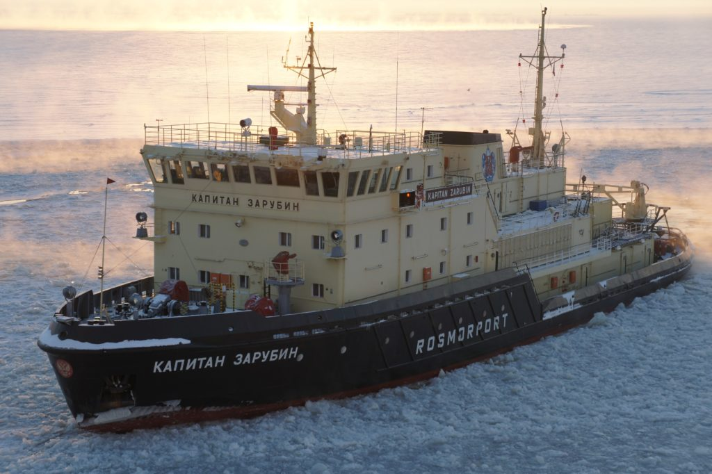 Already the world's largest, a Russian icebreaker fleet is set to expand - Arctic Today