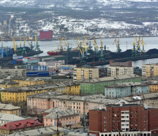Russian Arctic ports see big growth