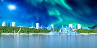 Can a new skyline halt the decline of world's largest Arctic city?