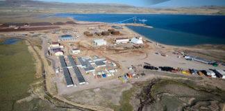 Nunavut mine clarifies its Northwest Passage shipping plans