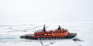 Russia says it has collected enough proof to back its Arctic shelf claims