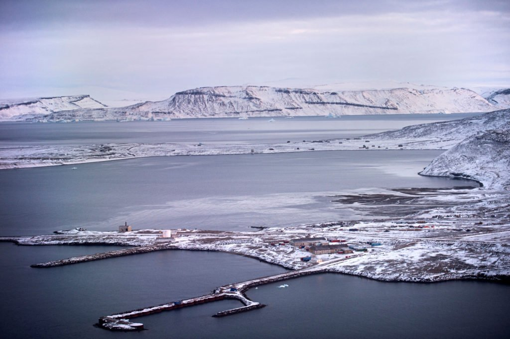 The U.S. and Greenland have partnered to map the island's mineral resources - Arctic Today