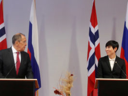 Norway expels Russian diplomat over spy case