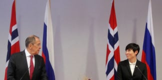 In Arctic Norway visit, Russia's Lavrov says decision on pardoning convicted Norwegian spy will be made soon