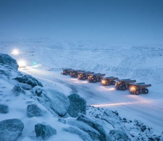 Nunavut miner churns out record amount of gold
