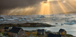How an art project works to bring Arctic climate change to a global audience