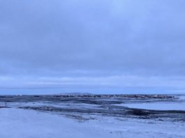 Western Nunavut's hub postpones a vote on changing its name
