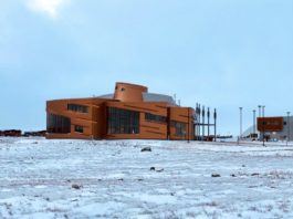 Canada's new Arctic research facility remains mysterious to some of its neighbors