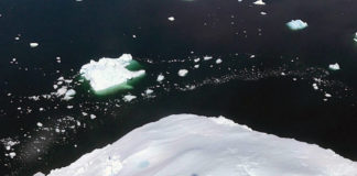 As NASA resumes polar ice monitoring by satellite, some Arctic data may be passed over