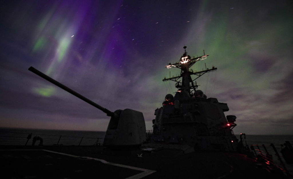 The U.S. Navy steps up its Arctic engagement, sending ships to Iceland - Arctic Today