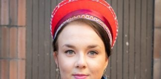 Skolt Sami journalist Sara Wesslin named one of the world's 100 most influential women