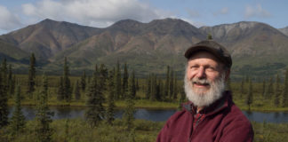 An Arctic ecologist wins an international honor for his idea of 'Earth stewardship'