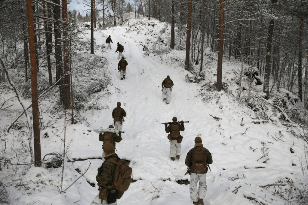 American forces withdraw from allied exercise in Arctic Norway - ArcticToday