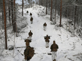 American forces withdraw from allied exercise in Arctic Norway