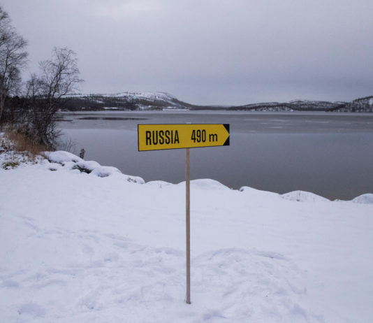 On Norway's Arctic border with Russia, unease over military buildup grows