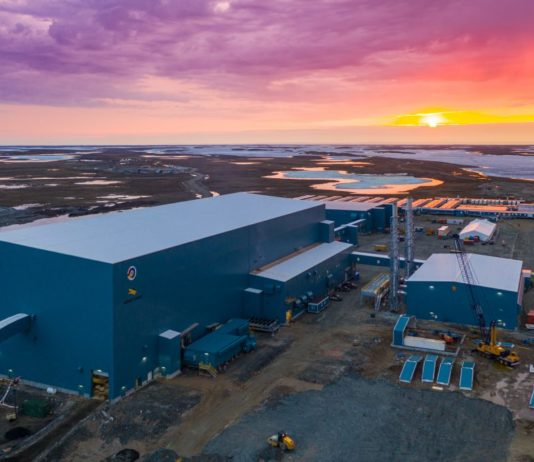 Nunavut mining company calls for a Canadian Arctic strategy