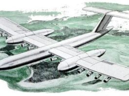 When Boeing proposed the world's largest plane for Arctic shipping