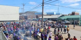 Nunavut Day is now a statutory holiday in the territory