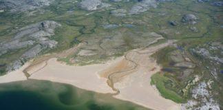 Nunavik is gaining ground while other coastlines erode