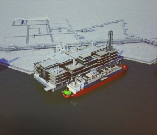 Companies sign deals to construct carriers for Arctic LNG 2