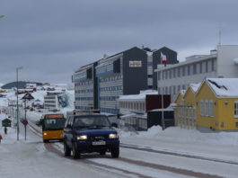 Greenland's biggest bank urges restraint amid a surge in infrastructure investment