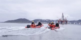Environmental groups are back in court to fight Norway's Arctic oil drilling