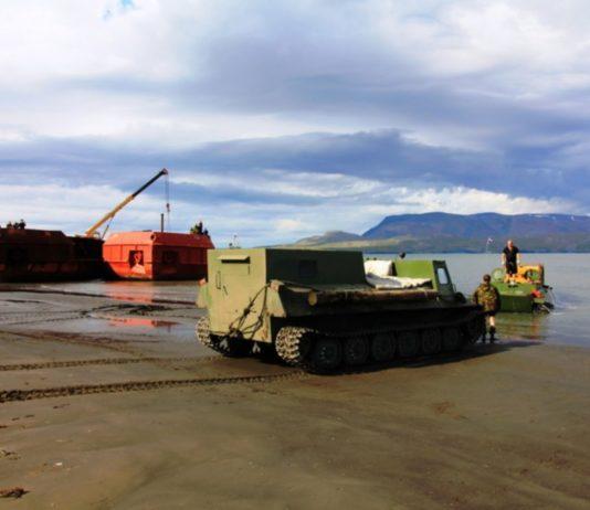 Russia greenlights a new port for Novaya Zemlya