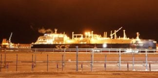 Shipping volumes on the Northern Sea Route are up by more than 60 percent