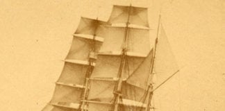 How the secrets of 19th century ship logbooks are helping scientists understand Arctic climate change today