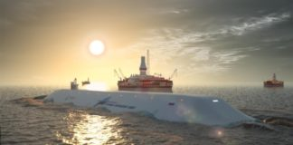 The latest plan to ship Russian Arctic gas to market? A nuclear-powered submarine tanker