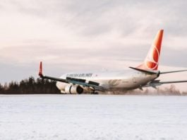 Turkish Airlines opens flight between Istanbul and Rovaniemi