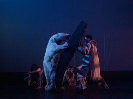 A new performance collaboration brings Inuit myths to life on Canada's national stage
