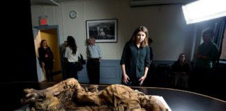 The discovery of clogged arteries in an Inuit mummy complicates omega-3 claims