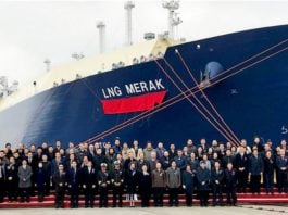 China looks to further its Arctic role by constructing Arc7 LNG carriers