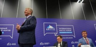 Novatek adds several trillion cubic meters to its Arctic reserves